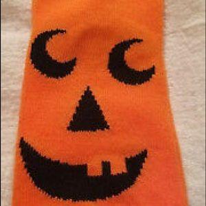 🛍Halloween Jack-O-Lantern Face Kids Socks
